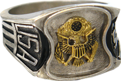 USA Army Rings, Military
