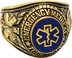 Emergency Medical Technician Rings