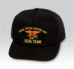 Seal Team Military Ball Caps