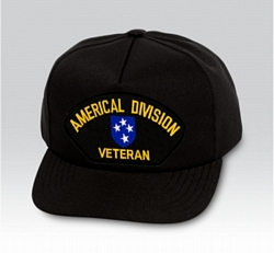 23rd Infantry Americal Division Military Ball Caps