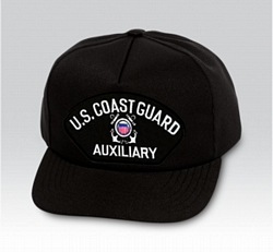 US Coast Guard Auxiliary Military Ball Caps