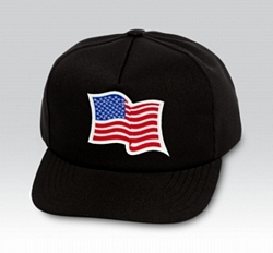 USA Flag Military Ball Caps