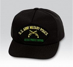 US Army Military Police Military Ball Caps