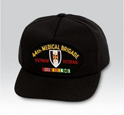 44th Medical Brigade Vietnam Military Ball Caps