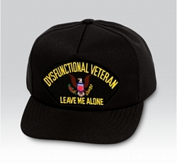 Dysfunctional Veteran Ball Caps