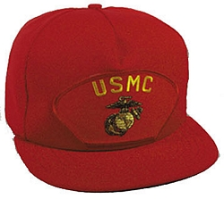 USMC Globe and Anchor Military Ball Caps
