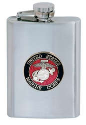 US Marines Flasks (8oz)