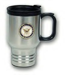 US Navy Travel Mugs