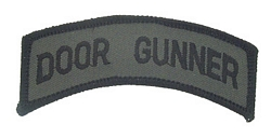 Door Gunner Tab Patches