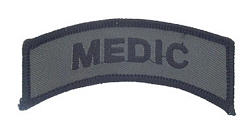 Medic Tab Patches