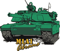 M1A1 Tank Magnets