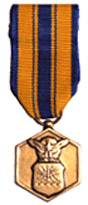 Air Force Commendation Mini Medals