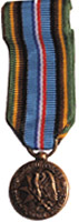 Armed Forces Expeditionary Mini Medals