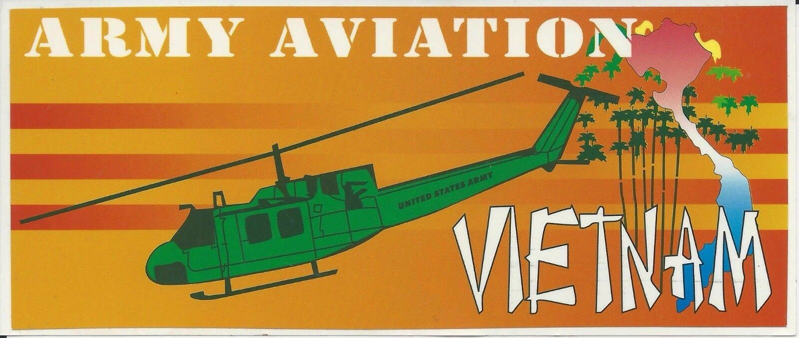 VIETNAM AVIATION DECAL/STICKER