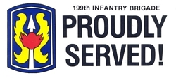 199th Light Infantry Brigade Bumper Stickers