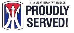 11th Light Infantry Brigade Bumper Stickers