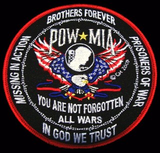 All Wars POW Patches