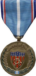 Korean War Disabled Veteran Commemorative Medals