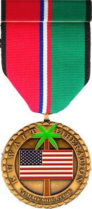 Kuwait Liberation Commemorative Medals
