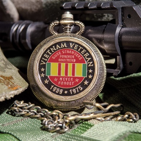 Vietnam Veteran Pocket Watches