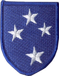 Americal/23rd Infantry Division Patches