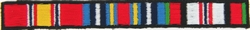 Afghanistan Ribbons Patches