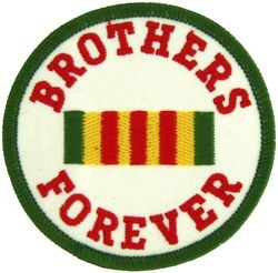 Brothers Forever Patches
