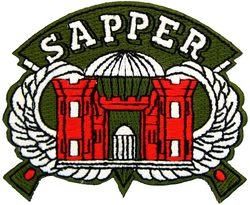 SAPPER patches