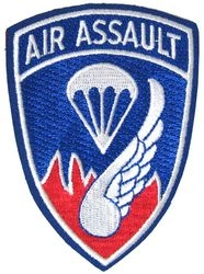 187th Air Assault Patches