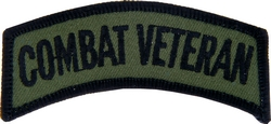 Combat Veteran Patches