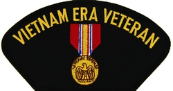 Vietnam Era Veteran Patches