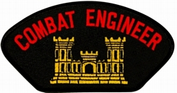 Combat Engineer Patches