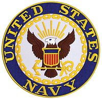 US Navy Back Patches