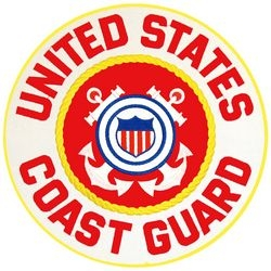 US Coast Guard Back Patches
