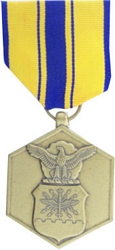 Air Force Commendation Full Size Medals