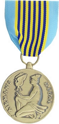 Airman's Medal Full Size Medals