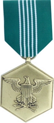Army Commendation Medal Full Size Medals