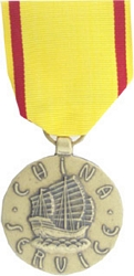 China Service Marine Corps Full Size Medal