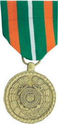 Coast Guard Achievement Award Full Size Medals