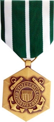 Coast Guard Commendation Medal Full Size Medals