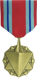 Combat Readiness, Air Force Full Size Medals