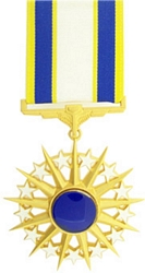 Distinguished Service Medal, Air Force Full Size Medals