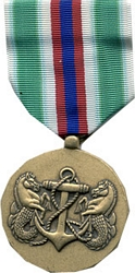 Merchant Marine Expeditionary Full Size Medals