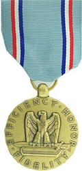 Good Conduct, Air Force Full Size Medals