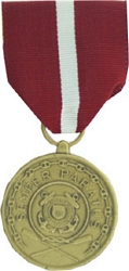 Good Conduct, Coast Guard Full Size Medals