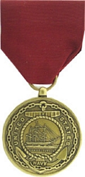 Good Conduct, Navy Full Size Medals
