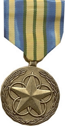 Military Outstanding Volunteer Service Full Size Medals