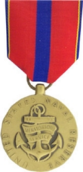 US Navy Reserve Meritorious Service Full Size Medals