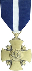 Navy Cross Full Size Medals
