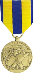 Navy Expeditionary Full Size Medals